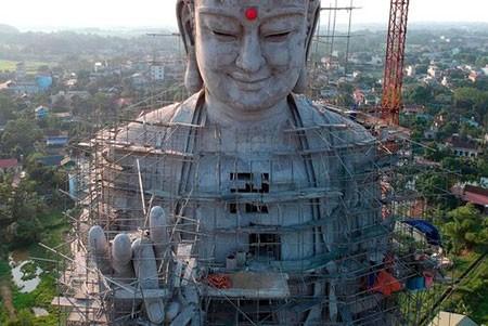 عکسهای جالب,عکسهای جذاب,مجسمه بزرگ بودا