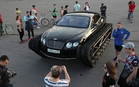 عکسهاي جالب,عکسهاي جذاب,خودروي عجيب