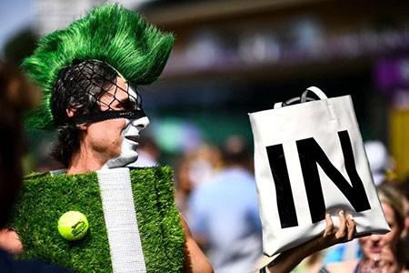 عکسهای جالب,عکسهای جذاب,مسابقات تنیس