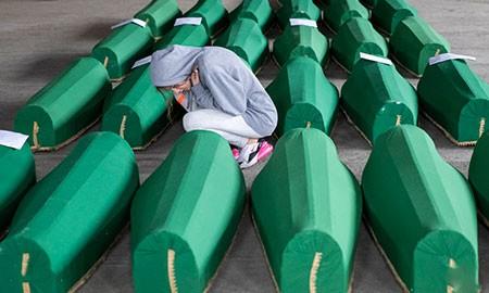 عکسهای جالب,عکسهای جذاب,دختر بوسنیایی