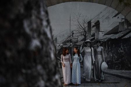 عکسهای جالب,عکسهای جذاب,زن ویتنامی