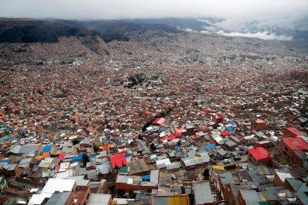 عکسهای جالب,عکسهای جذاب, شهر لاپاز