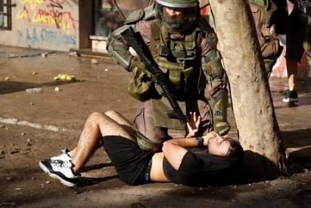 عکسهای جالب,عکسهای جذاب, اعتراضات ضددولتی