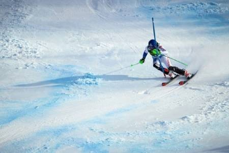 عکسهای جالب,عکسهای جذاب,مسابقات جهانی اسکی