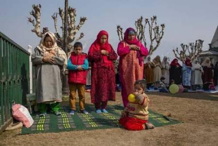عکسهای جالب,عکسهای جذاب,نماز مسلمانان