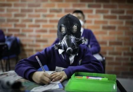 عکسهای جالب,عکسهای جذاب, ماسک دست ساز