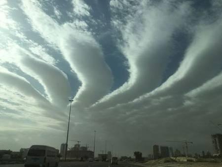 عکسهای جالب,عکسهای جذاب,آسمان ابری