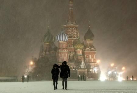 عکسهای جالب,عکسهای جذاب,میدان سرخ مسکو