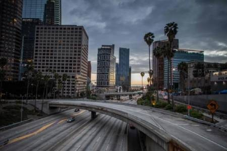عکسهای جالب,عکسهای جذاب,لس آنجلس
