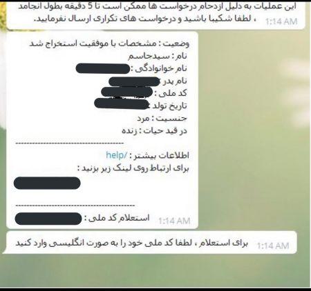 اخبار,اخبار اجتماعی,افشای ایرانی ها در اینترنت