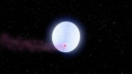 اخبار,اخبار علمی,حضور آهن در جو یک سیاره فراخورشیدی