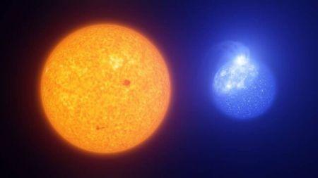 اخبار,اخبار علمی,لکههای بزرگ بر روی سطح ستارههای بسیار داغ
