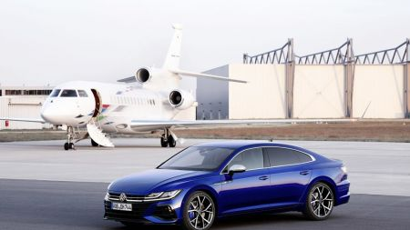 اخبار,اخبار بازار خودرو,اتومبیل پرچمدار Arteon R فولکس واگن