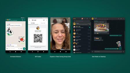 اخبار,اخبار تکنولوژی,تماس تصویری در واتساپ تحت وب