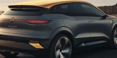 اخبار,اخبار دنیای خودرو,خودروی مفهومی جدید رنو