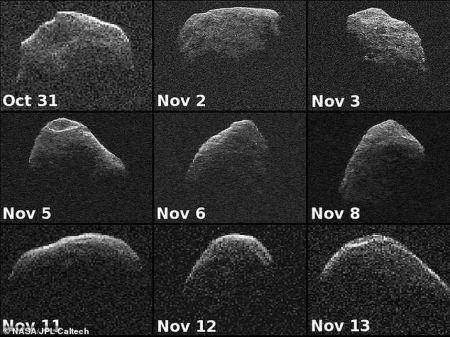 اخبار,اخبار علمی,سیارکی با احتمال برخورد با زمین