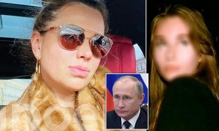 اخباربین الملل ,خبرهای بین الملل ,دختر مخفی پوتین