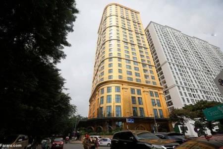 اخبارگوناگون,خبرهای گوناگون ,اولین هتل طلایی جهان