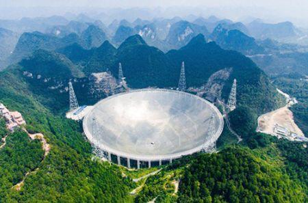 اخبار علمی ,خبرهای علمی,تلسکوپ بزرگ چین