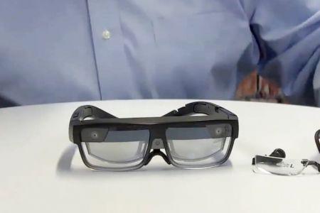 اخبار تکنولوژی ,خبرهای تکنولوژی,عینک واقعیت افزوده
