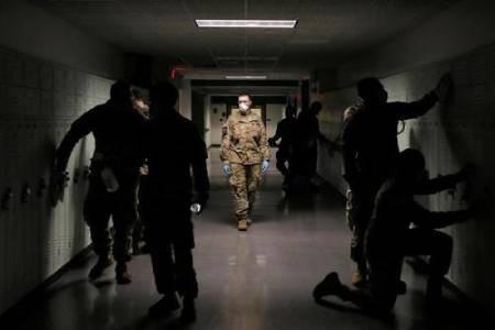عکسهای جالب,عکسهای جذاب, نیروهای گارد ملی