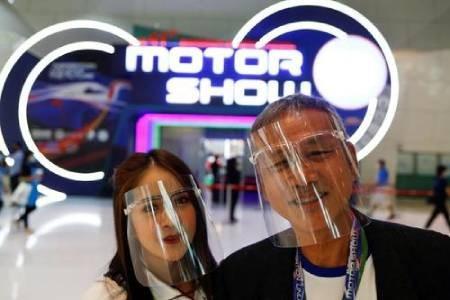 عکسهای جالب,عکسهای جذاب, نمایشگاه بینالمللی خودرو