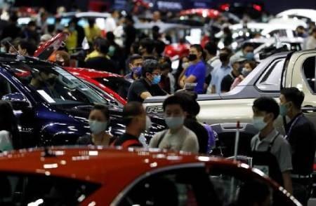 عکسهای جالب,عکسهای جذاب,نمایشگاه بینالمللی خودرو