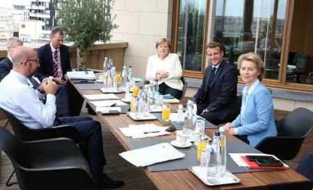 عکسهای جالب,عکسهای جذاب,مذاکرات بروکسل