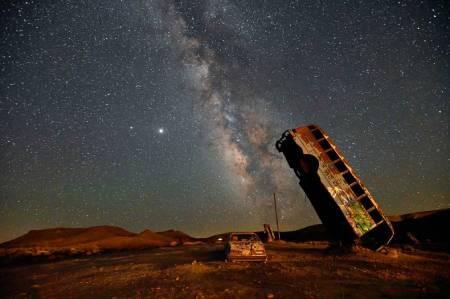 عکسهای جالب,عکسهای جذاب, کهکشان راه شیری