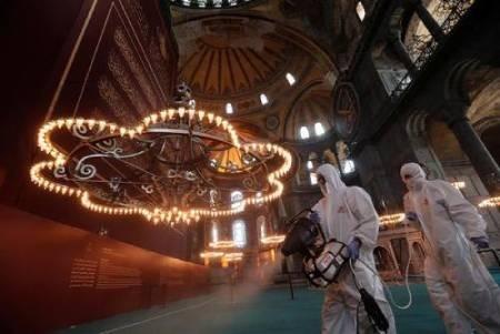 عکسهای جالب,عکسهای جذاب, مسجد آیاصوفیه