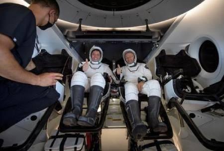 عکسهای جالب,عکسهای جذاب,فضانورد