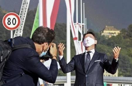 عکسهای جالب,عکسهای جذاب,نخست وزیر ایتالیا