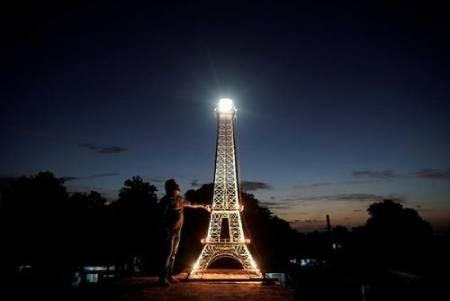 عکسهای جالب,عکسهای جذاب, برج ایفل