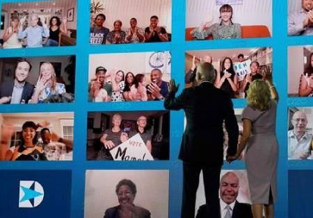 عکسهای جالب,عکسهای جذاب,جو بایدن و همسرش