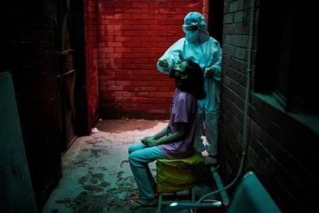 عکسهای جالب,عکسهای جذاب,کارکنان بخش سلامت