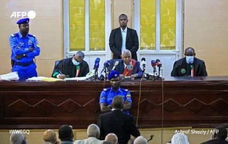 عکسهای جالب,عکسهای جذاب,دادگاه عمرالبشیر