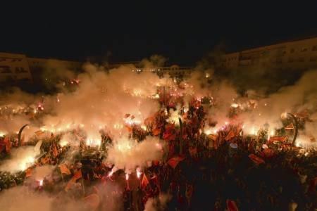 عکسهای جالب,عکسهای جذاب, معترضین