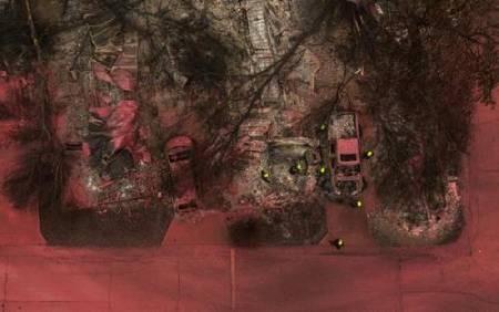 عکسهای جالب,عکسهای جذاب, قربانیان آتشسوزی