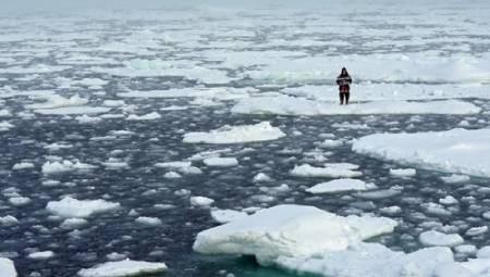 عکسهای جالب,عکسهای جذاب, یخ های قطبی
