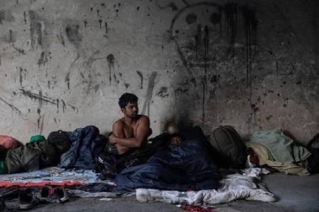 عکسهای جالب,عکسهای جذاب,پناهجویان