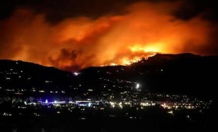 عکسهای جالب,عکسهای جذاب,آتشسوزی