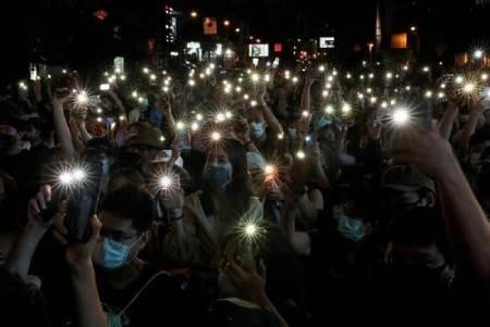 عکسهای جالب,عکسهای جذاب,تظاهرات ضددولتی