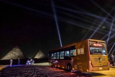 عکسهای جالب,عکسهای جذاب,اهرام ثلاثه مصر