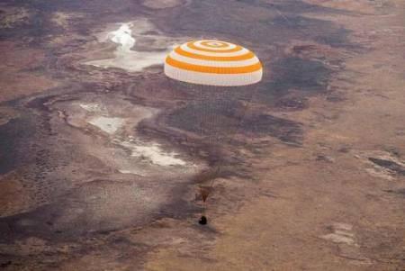عکسهای جالب,عکسهای جذاب,کپسول فضاپیمای