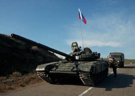 عکسهای جالب,عکسهای جذاب,حافظ صلح روسیه