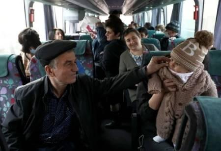 عکسهای جالب,عکسهای جذاب,اتوبوس کاروان