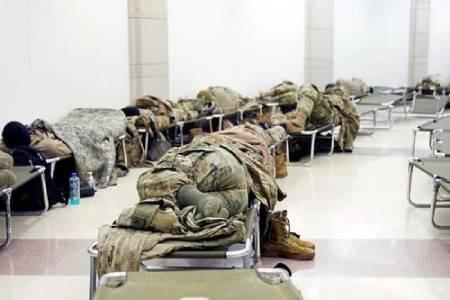 عکسهای جالب,عکسهای جذاب, سربازان گارد ملی