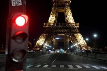 عکسهای جالب,عکسهای جذاب,خلوتی شهر پاریس