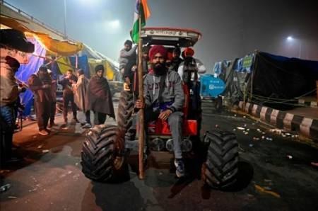 عکسهای جالب,عکسهای جذاب, کشاورزان معترض