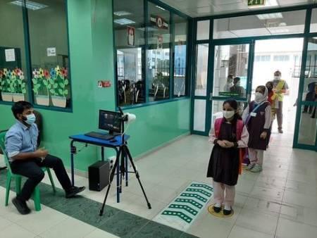 عکسهای جالب,عکسهای جذاب,بازگشایی مدارس